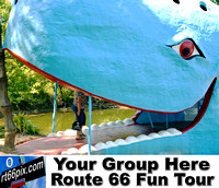 Your Group Here Route 66 Fun Tour