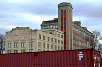 BUILDINGS & CONTAINER (National Road Springfield OH)