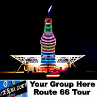 Your Group Here Route 66 Tour