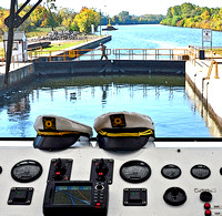 CAPTAIN'S VIEW (Erie Canal Herkimer NY)