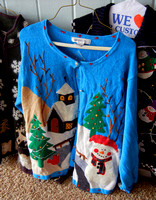 XMAS SWEATER #5 (Nacogdoches TX)