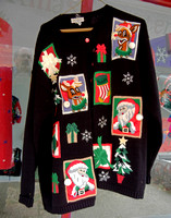 XMAS SWEATER #6 (Nacogdoches TX)