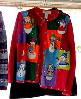 XMAS SWEATER #4 (Nacogdoches TX)