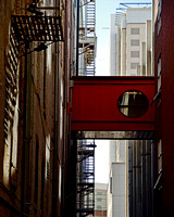 ALLEY WALKWAY (Lincoln Highway Denver CO)