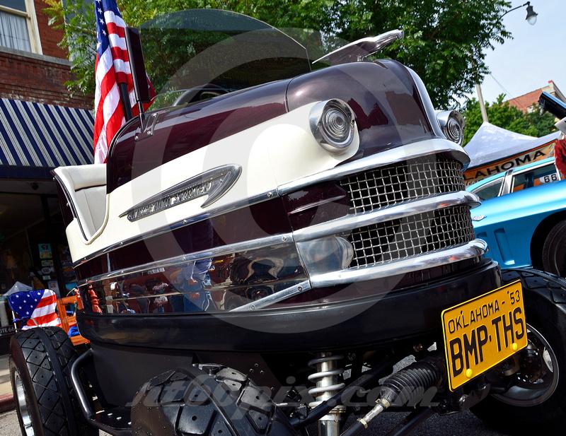 BUMPER CAR (Rt 66 Sapulpa OK)