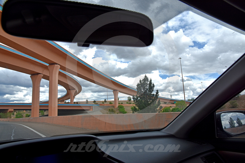 AHEAD & BEHIND (Albuquerque NM)