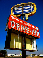 DRIVE-INN (Rt 66 Tucumcari NM)