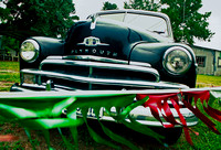 PLYMOUTH AND PENNANTS ('50) (Timpson TX)