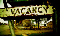VACANCY  (Route 66 Afton OK)