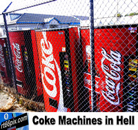 Coke Machines in Hell