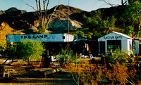 ED'S CAMP AND KACTUS KAFE (Rt 66 nr Oatman AZ)