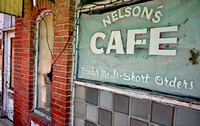 NELSON'S CAFE (Lincoln Highway Crook CO)