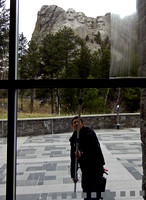WINDOW WASHER (Mt Rushmore SD)