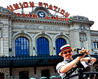 UNION STATION #3 (Lincoln Highway Denver CO)