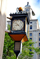 TWO CLOCKS (Davenport IA)