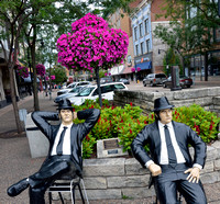 BLUES BROTHERS (Rock Island IL)
