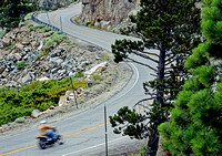 S-CURVE (Lincoln Highway Donner Pass CA)