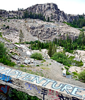 ADVENTURE (Lincoln Highway Donner Pass CA)