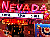 GAMING PENNY SLOTS, SURVIVAL (Lincoln Highway Ely NV)