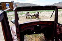 RUSTED CAR #2 (Lincoln Highway Middlegate Station NV)