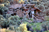ABANDONED PROPERTY (Lincoln Highway nr Ely NV)