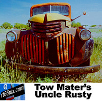 Tow Mater's Uncle Rusty