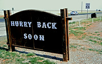 HURRY BACK SOON (Western OK)