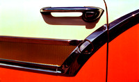 DOOR CHROME ('57 Ford) (Houston)