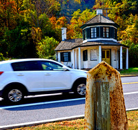 TOLL HOUSE IN SUN (National Road LaVale MD)