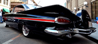 BATWING VIEW ('59 CHEVY) (Rt 66 Springfield IL)