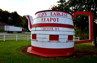 TEAPOT (Lincoln Highway Chester WV)