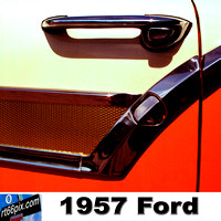 1957 Ford #1
