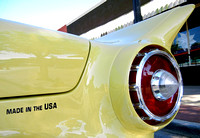 MADE IN THE USA ('57 T-BIRD) (Rt 66 Amarillo TX)