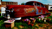 FEED ('49 NASH AIRFLYTE) (Rt 66 Kellyville OK)