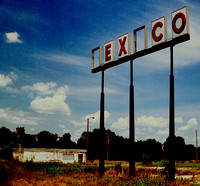 EX CO (Rt 66 + I-40, Weatherford OK)