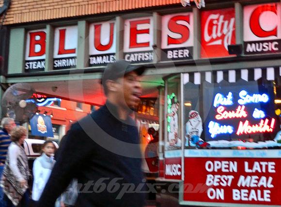 BEALE STREET #58 (Memphis TN)