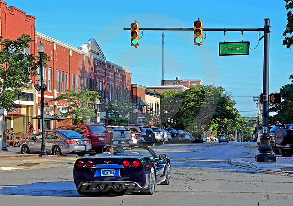 VETTE CROSSING LINCOLNWAY (Lincoln Highway Valparaiso IN)