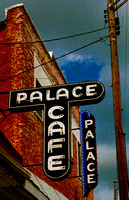 PALACE CAFE, PALACE & POLE (Marlin TX)