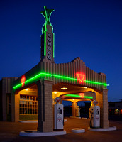 TOWER CONOCO (Rt 66 Shamrock TX)