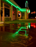 U-DROP INN & REFLECTIONS (Rt 66 Shamrock TX)