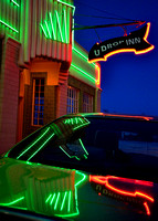 U-DROP INN & 3 REFLECTIONS (Rt 66 Shamrock TX)