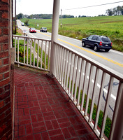 PORCH VIEW-SEARIGHTS (National Road nr Uniontown PA)