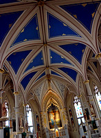 ST. MARY INTERIOR (Natchez Trace Natchez MS)