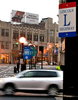 JERSEY CITY #3 (Lincoln Highway Jersey City NJ)