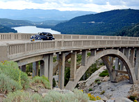 PACKARD CROSSING (Lincoln Highway Donner Pass CA)