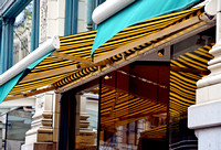 AWNINGS IN BREEZE (Lincoln Highway Pittsburgh PA)